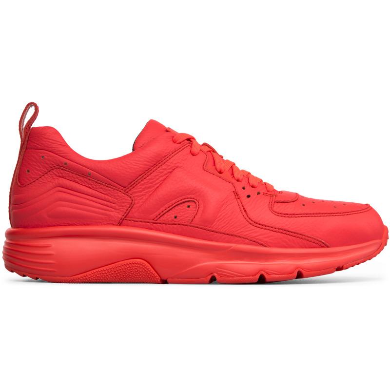 Camper Drift, Sneaker Herren, Rosa , Größ|e 43 (EU), K100171-017 | Schuhe > Sneaker > Sneaker low | Rosa | Glattleder | CAMPER
