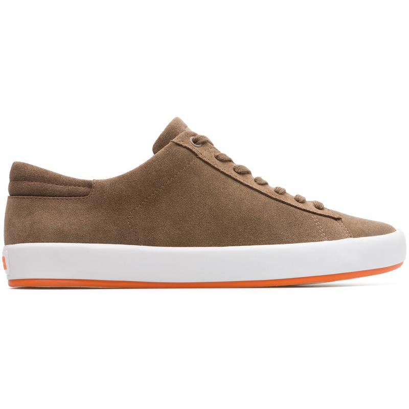 Camper Andratx, Sneaker Herren, Braun , Größ|e 42 (EU), K100231-007 | Schuhe > Sneaker | Braun | Veloursleder | CAMPER