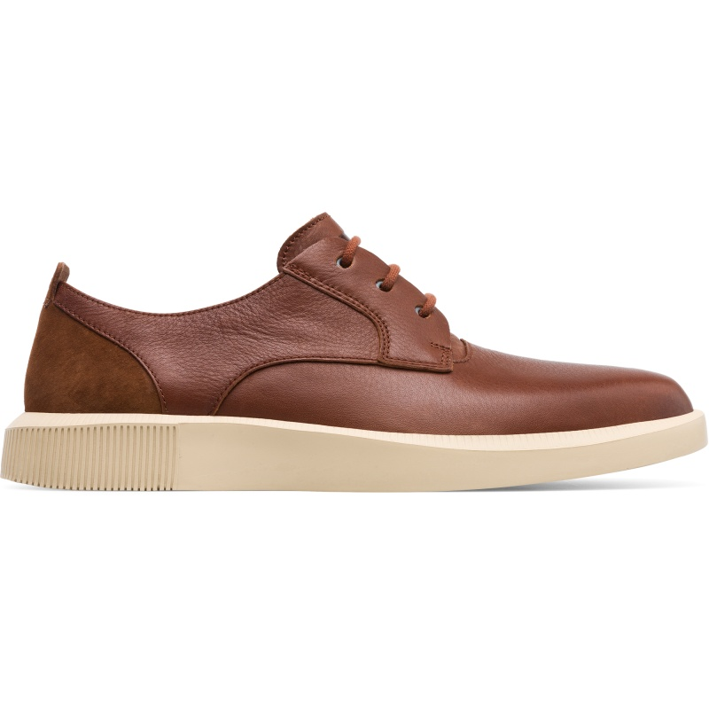 Camper Bill, Chaussures casual Homme, Marron , Taille 39 (EU), K100356-018