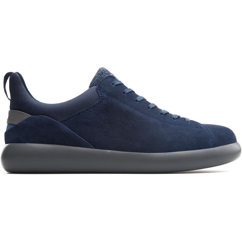Camper Capsule, Sneaker Herren, Blau , Größ|e 44 (EU), K100374-004 | Schuhe > Sneaker > Sneaker low | Blau | Textile | CAMPER