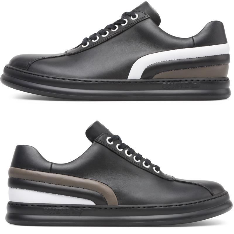 Camper Twins, Sneaker Herren, Schwarz , Größ|e 41 (EU), K100489-001 | Schuhe | CAMPER