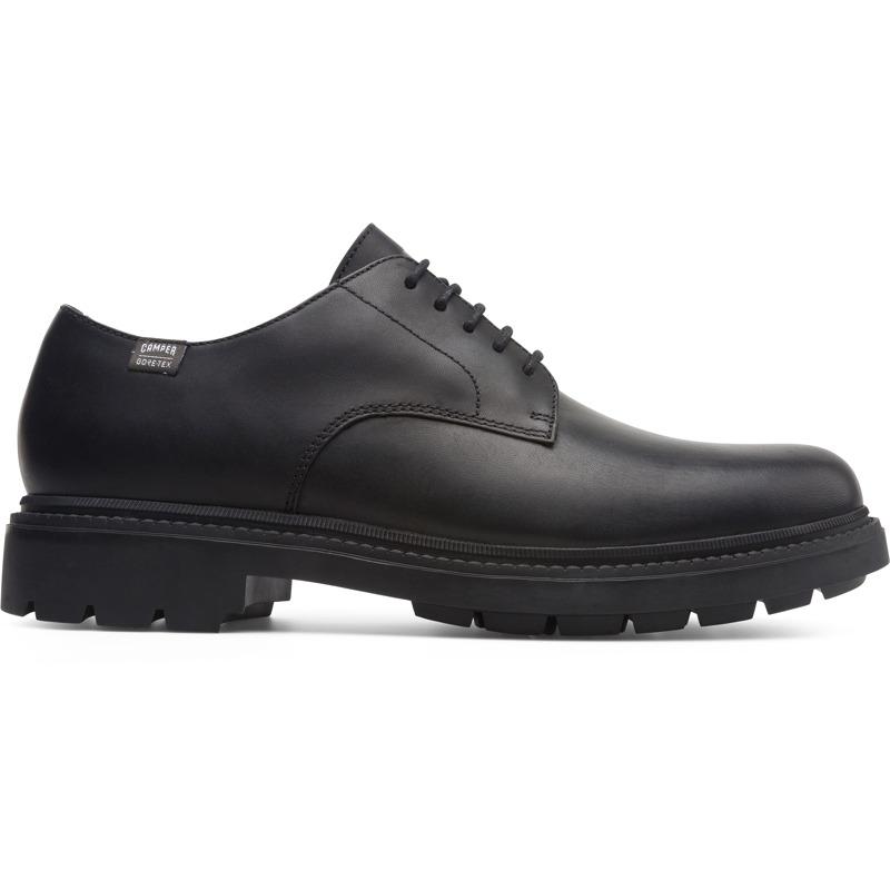 Camper Hardwood, Formal shoes Men, Black , Size 39 (EU), K100530-001