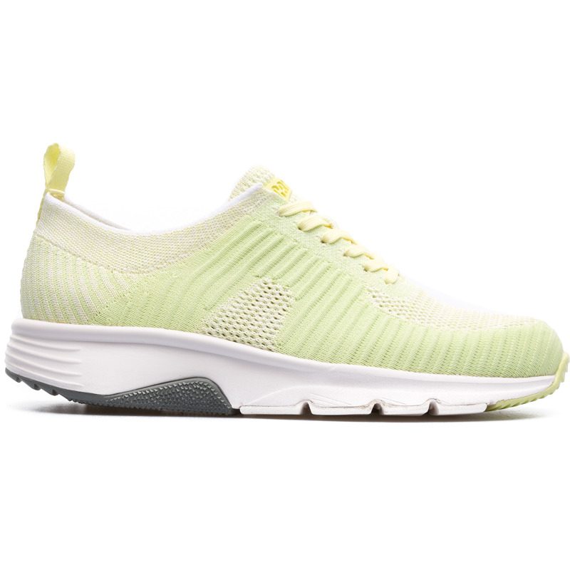 gelb weiss beige textile Sneaker für Damen online kaufen
