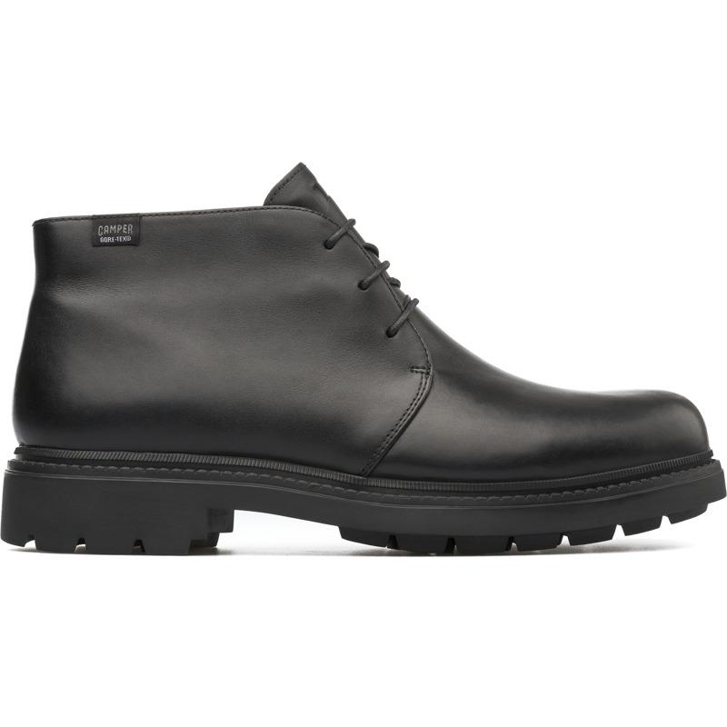 Camper Hardwood, Ankle boots Men, Black , Size 39 (EU), K300027-002