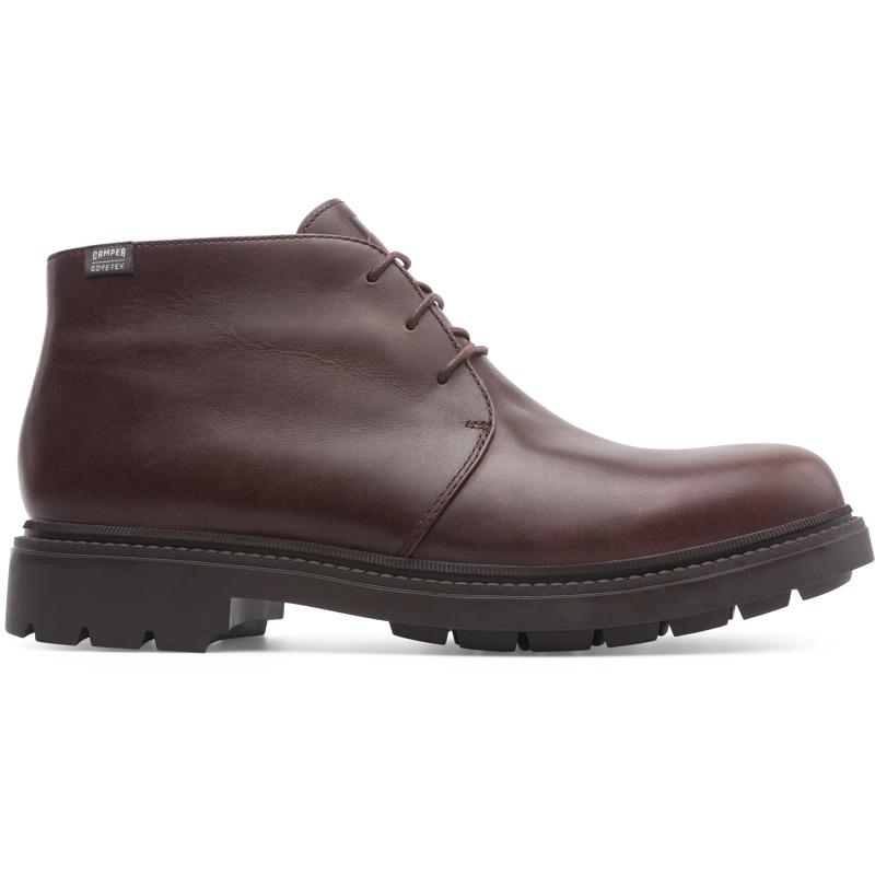 Camper Hardwood, Ankle boots Men, Brown , Size 39 (EU), K300027-006