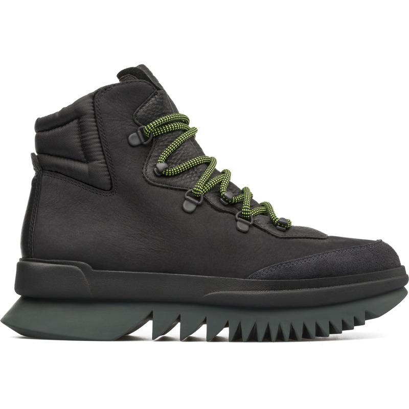 Camper Rex, Stiefeletten Herren, Schwarz , Größ|e 39 (EU), K300096-003 | Schuhe > Sneaker > Sneaker high | Camper