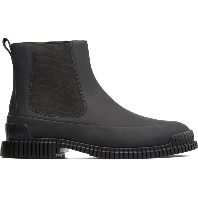 Camper Pix, Stiefeletten Herren, Schwarz , Größ e 43 (EU), K300252-005   Schuhe > Sneaker > Sneaker high   Schwarz   Glattleder   CAMPER