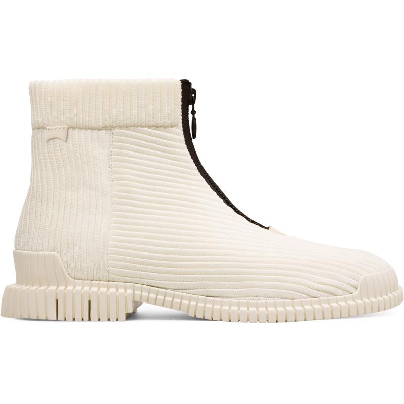 Camper Pix, Stiefeletten Herren, Beige , Größ e 44 (EU), K300262-002   Schuhe > Sneaker > Sneaker high   Beige   Textile   CAMPER