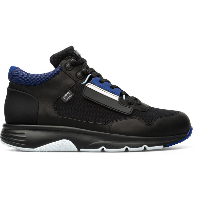 Camper Drift, Sneakers Men, Black/Blue, Size 39 (EU), K300278-002
