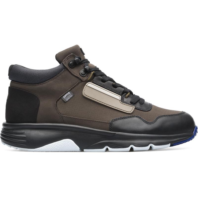 Camper Drift, Sneaker Herren, Braungrau/|Schwarz, Größ|e 41 (EU), K300278-003 | Schuhe > Sneaker | CAMPER