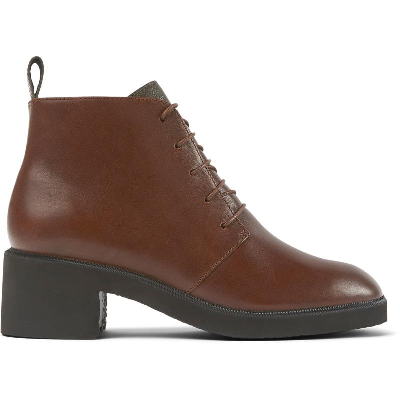 Camper Wonder, Ankle boots Women, Brown , Size 35 (EU), K400326-004