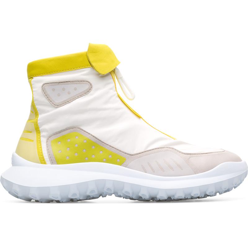 Camper LAB Crclr, Sneaker Damen, Weiß/|Gelb/|Beige, Größ|e 41 (EU), K400380-001 | Schuhe > Sneaker | CAMPER