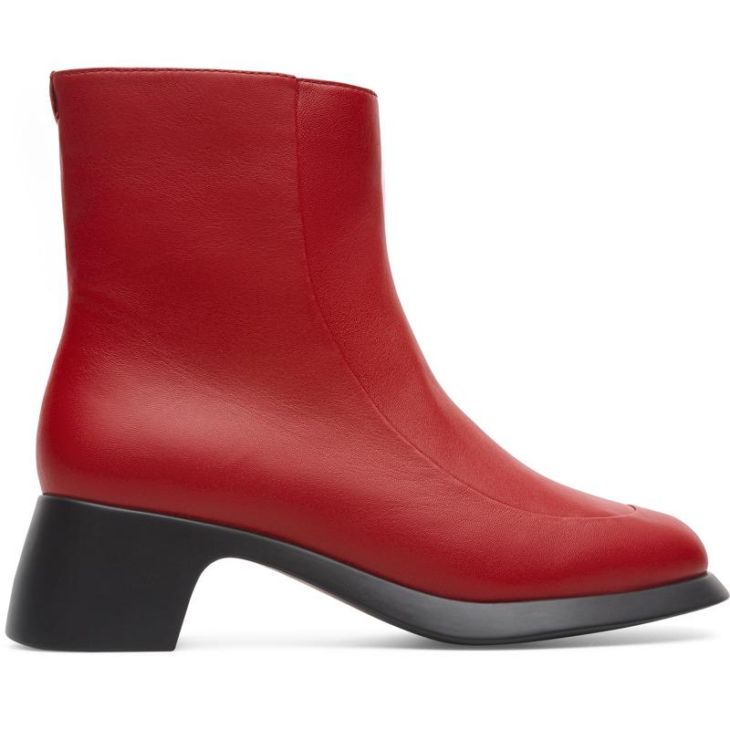 Camper Trisha, Stiefel Damen, Rot , Größ e 37 (EU), K400383-003   Schuhe   Rot   Glattleder   CAMPER