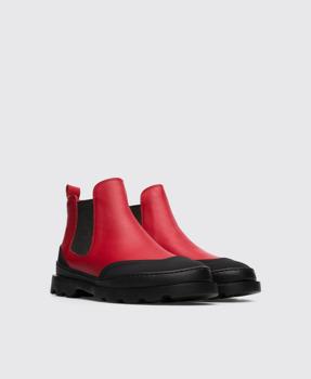 Zapatos Con Cordón Camper Runner Marrón Hombre En Venta