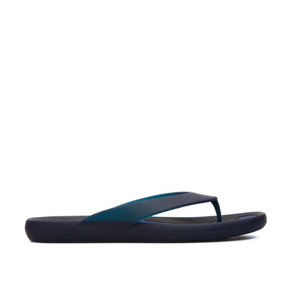 Camper Dolphin Blue Sandals Women K200176-003