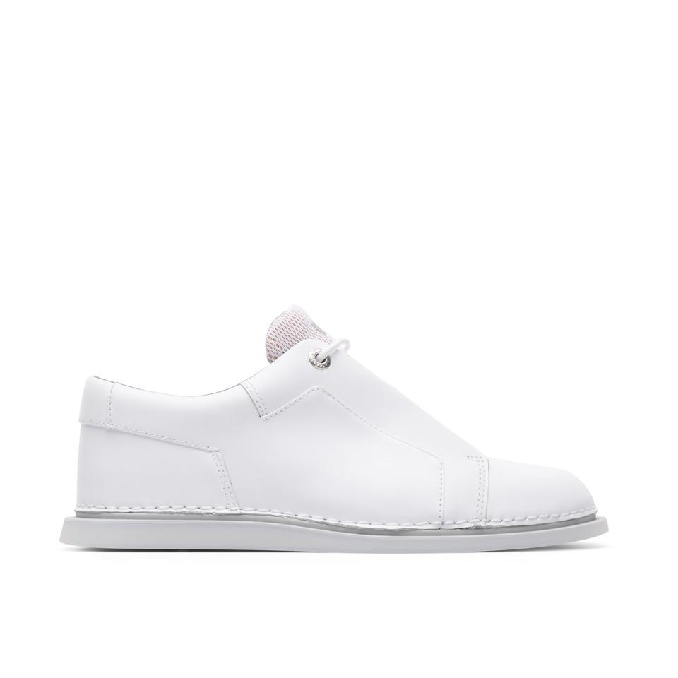 Camper Nixie White Casual Shoes Women K200348-008