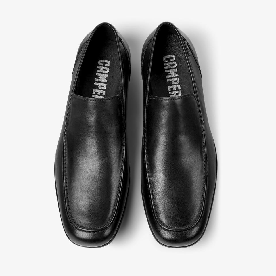 Camper Mauro Black Formal Shoes Men 18282-009