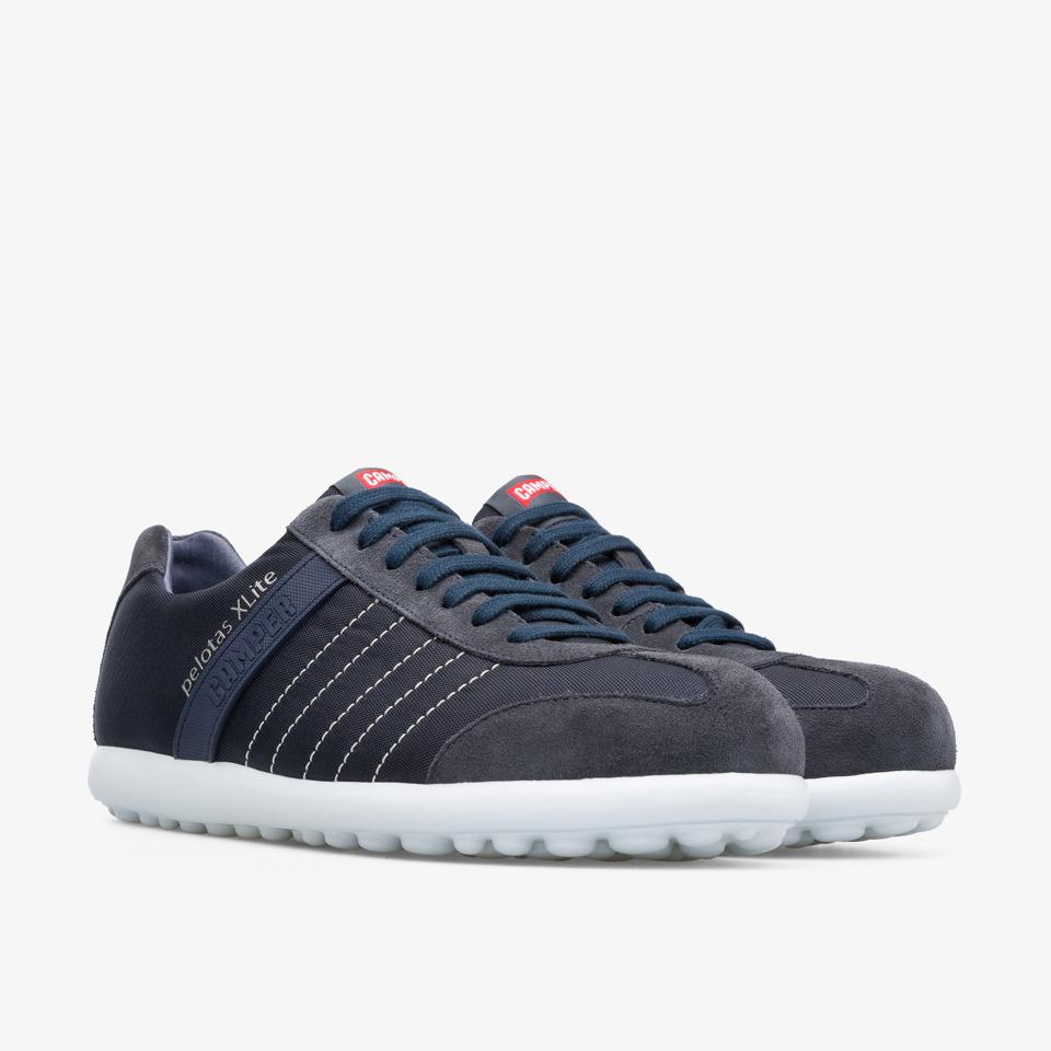 Camper Pelotas XLite Blue Sneakers Men 18302-121