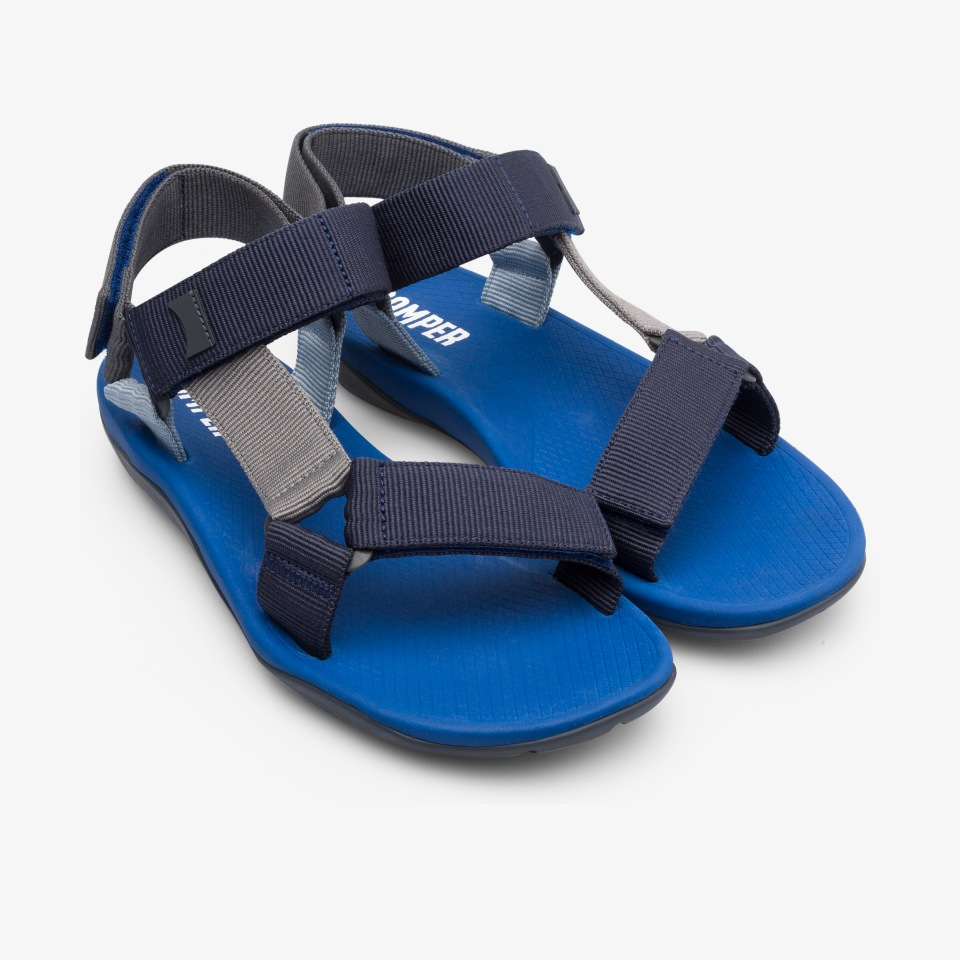 Camper This summer, slip into our Match sandals for men