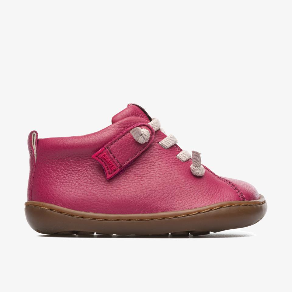 Camper Peu 80153 063 Botas Niños 24: Zapatos y complementos