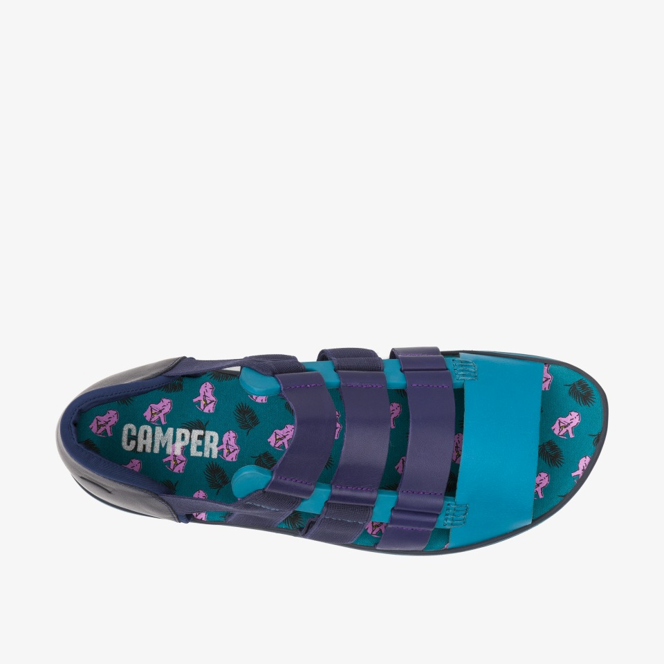 Camper Spray Multicolor Sandals Men K100083-002