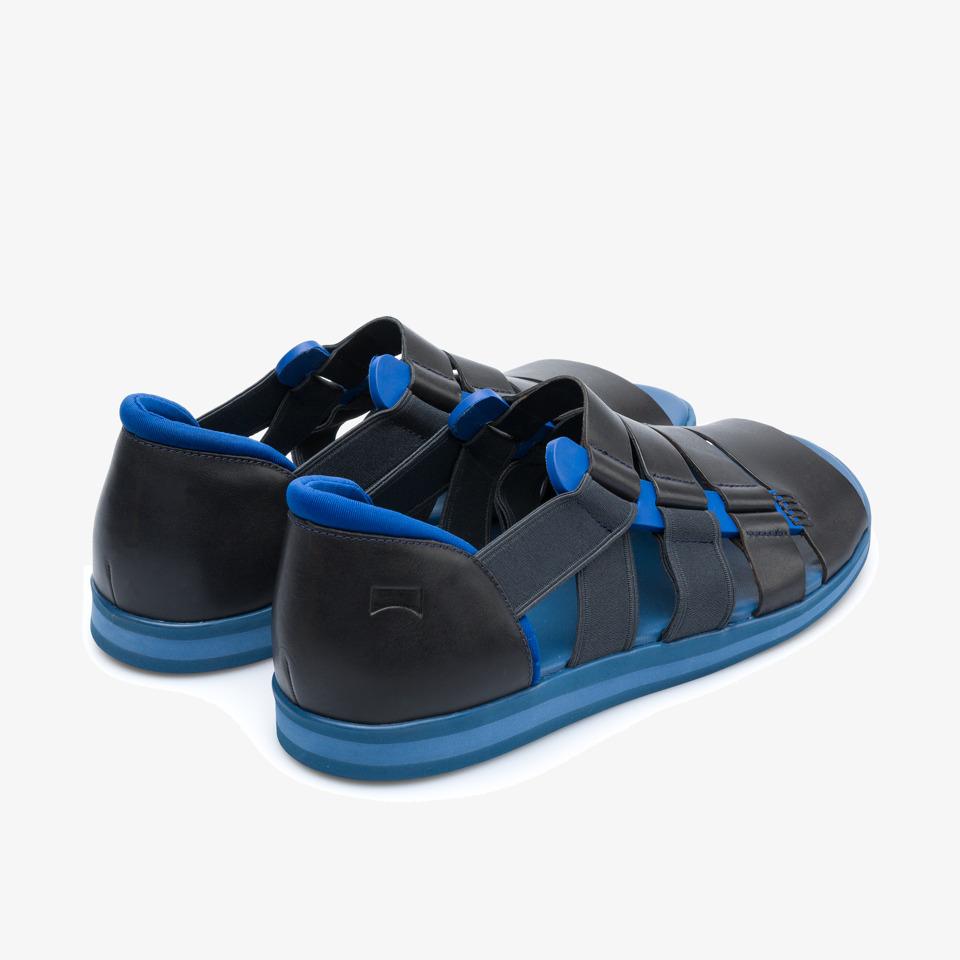 Camper Spray Blue Sandals Men K100083-007