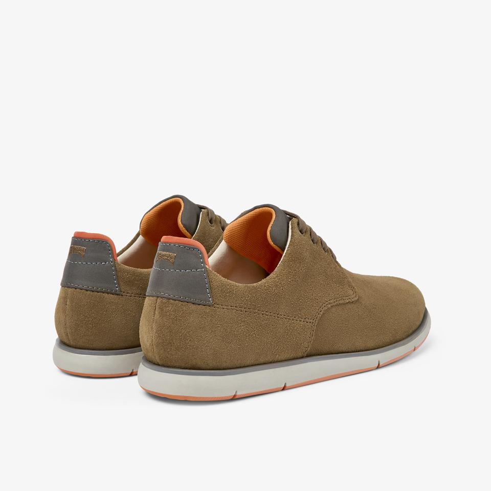 Camper Smith Brown Formal Shoes Men K100478-004