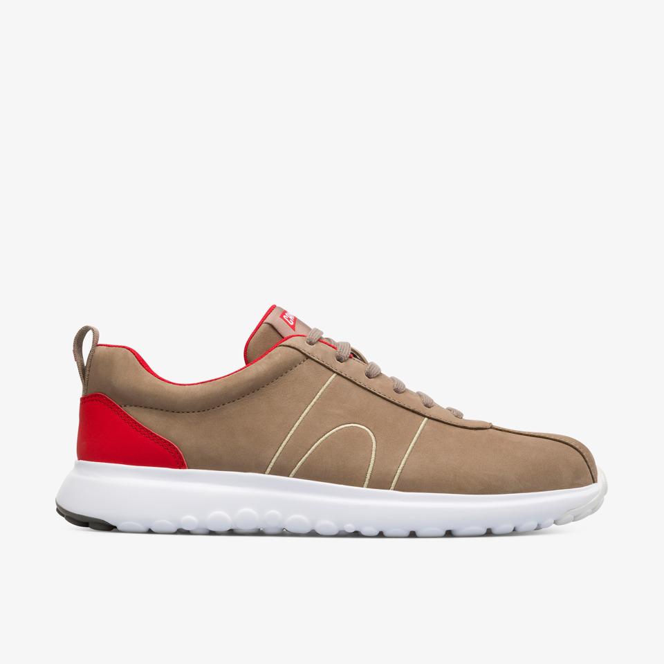 Camper Canica Grey Sneakers Men K100499-001