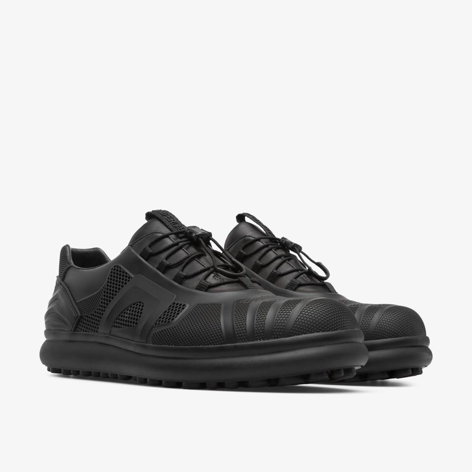 Camper Pelotas Protect Black Sneakers Men K100507-001