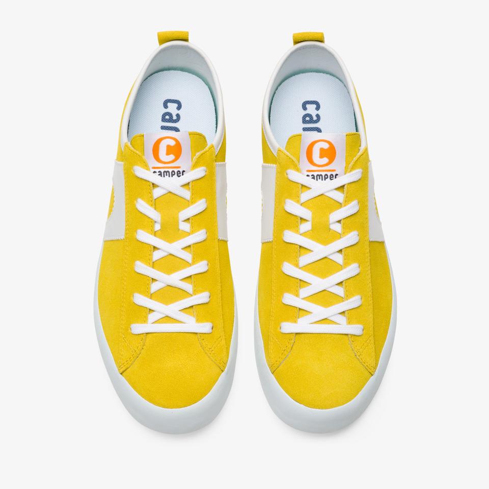 Camper Imar Yellow Sneakers Men K100518-005