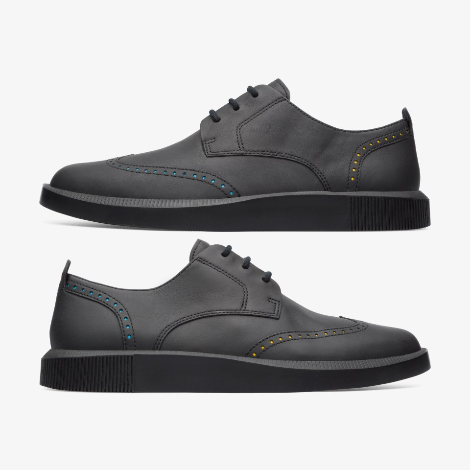 Zapatos Camper Twins Negro N. 36