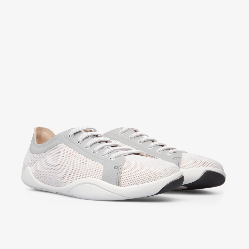 Camper Noshu White Sneakers Women K200351-002