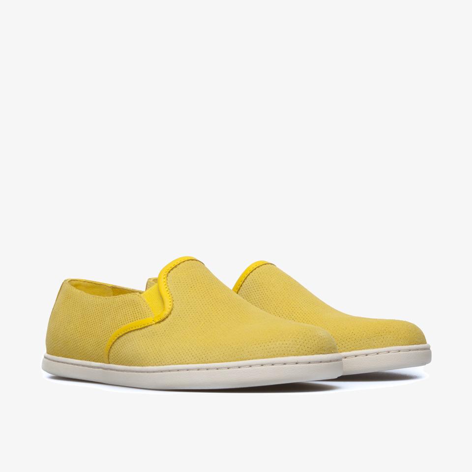 Camper Uno Yellow  Women K200397-003