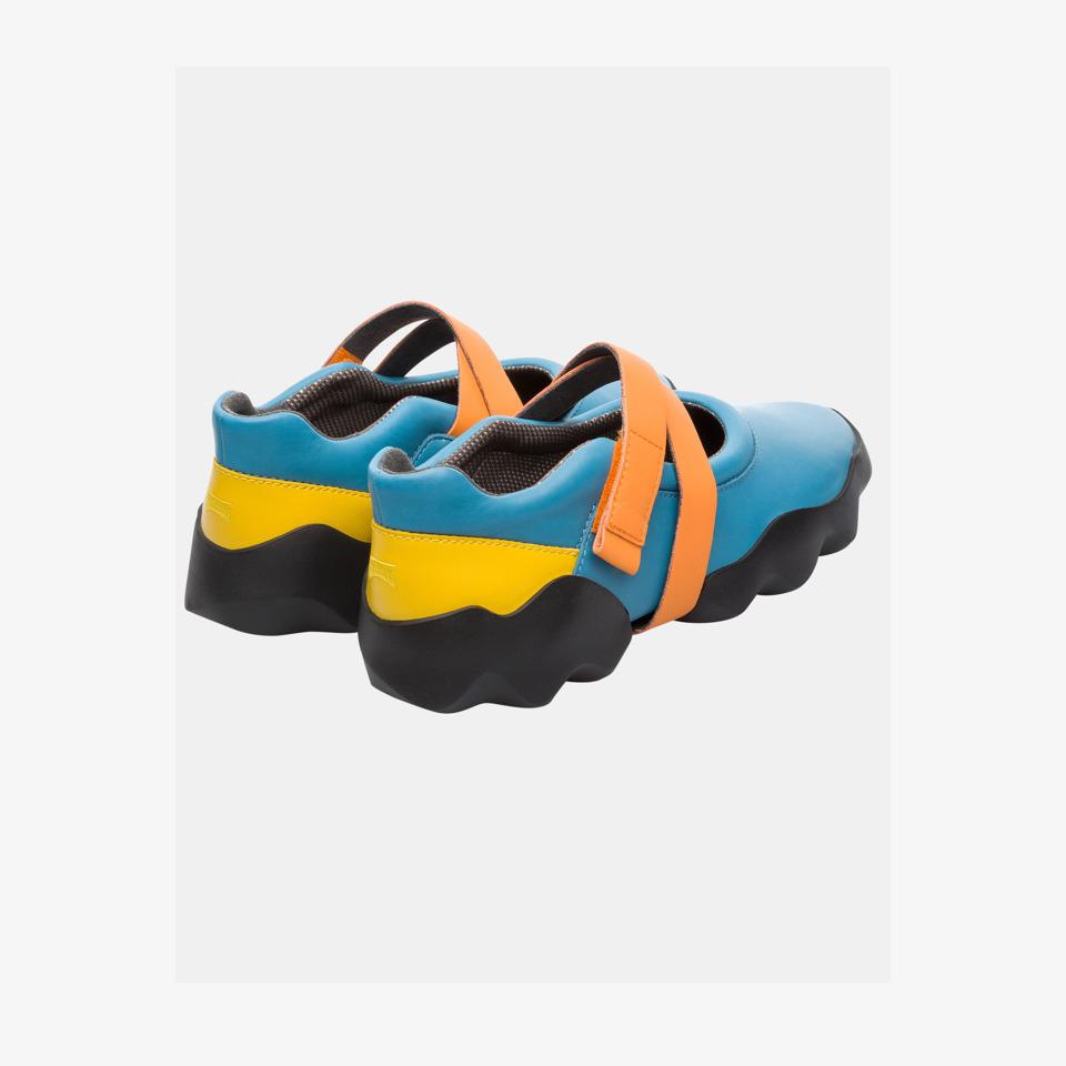 Camper Dub Blue Sneakers Women K200580-005