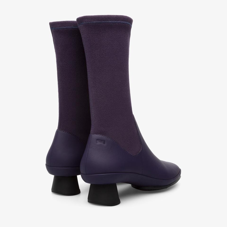 Und Absätze Stiefel Damen Schuhsohlen Flache Gummierte Für tsrdQCh