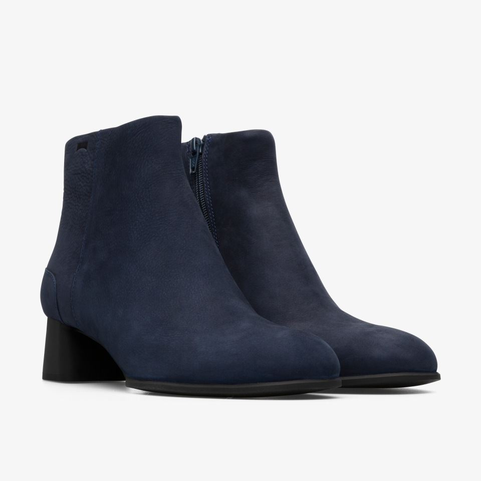 Padded snow boots Navy