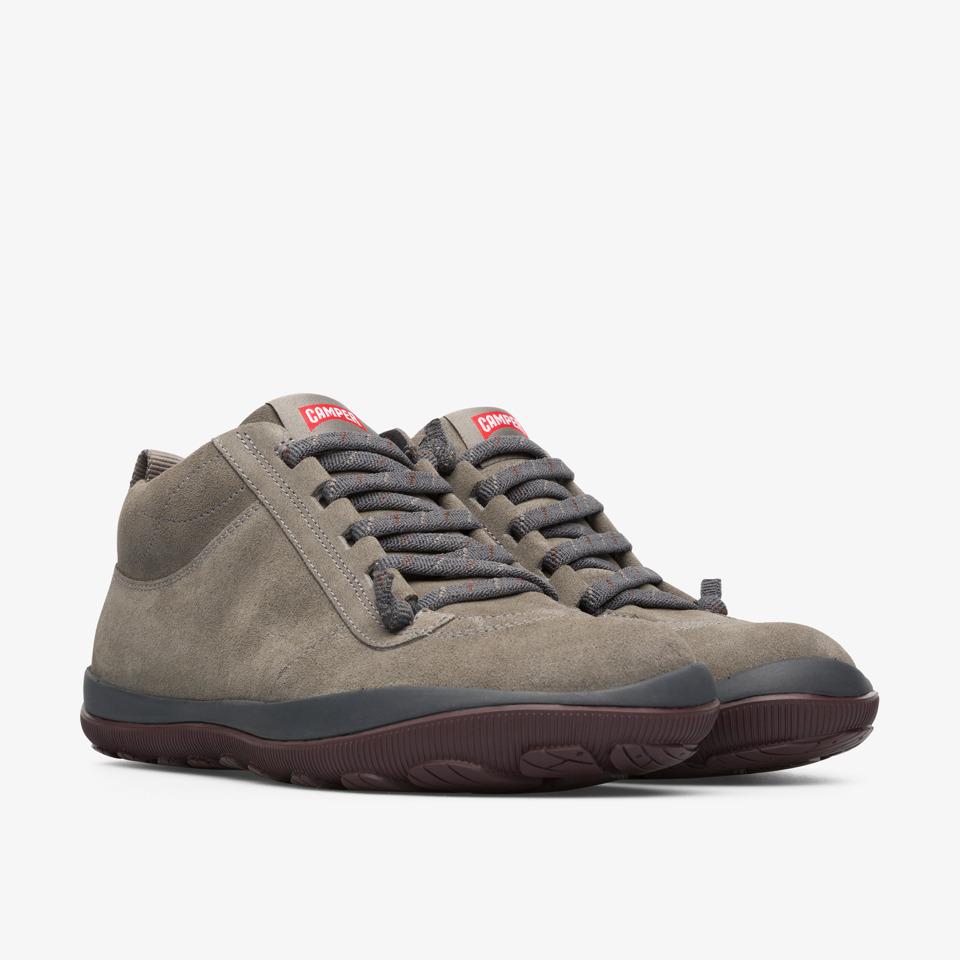 Wähle Die Materialien Aus Verkauf Neuer Stil Grau Schuhe