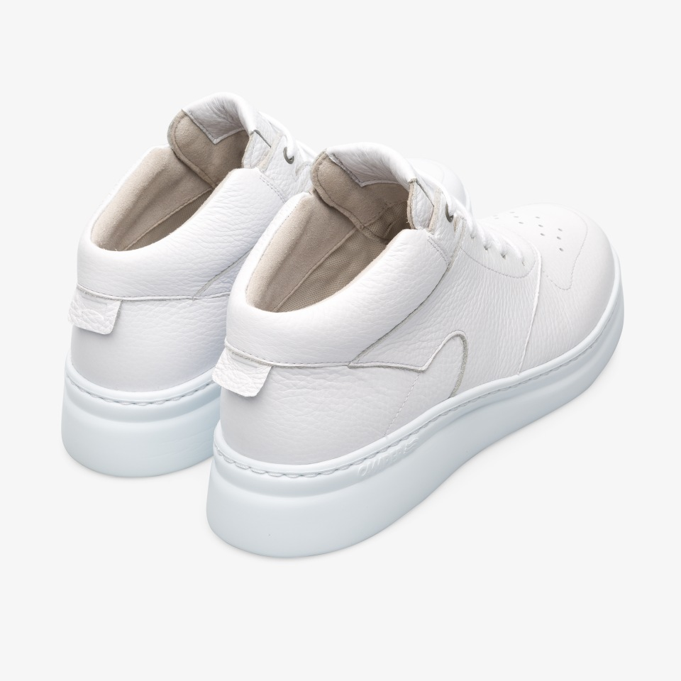 Camper Runner Up White Sneakers Women K400387-003