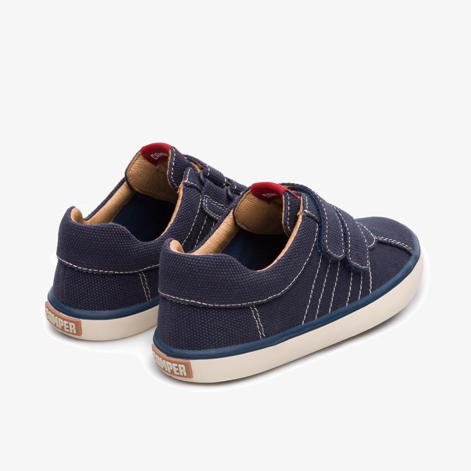 Camper Pursuit Blue Sneakers Kids K800117-005