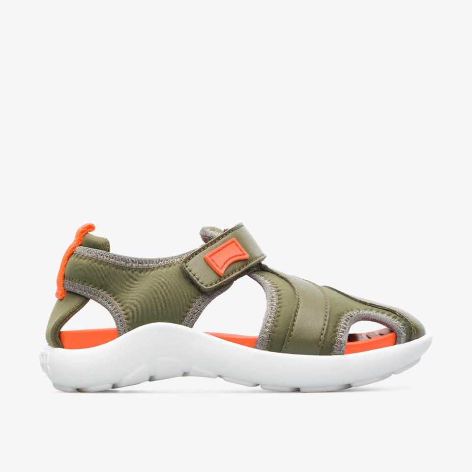Camper Wous K800302-001 Sandals Kids