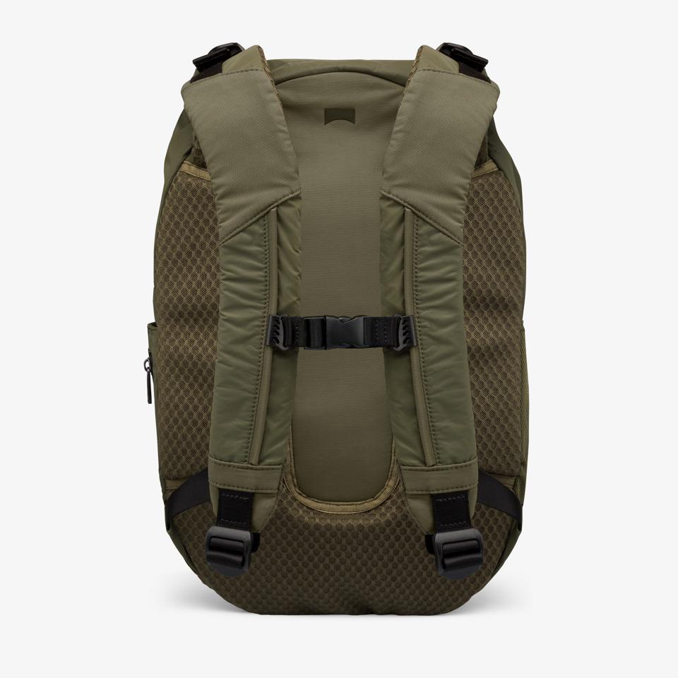 Camper Lava Green Backpacks Women KB00032-002