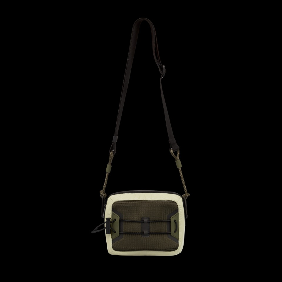 Camper Lava Green Crossbody & waist bags Men KB00033-003