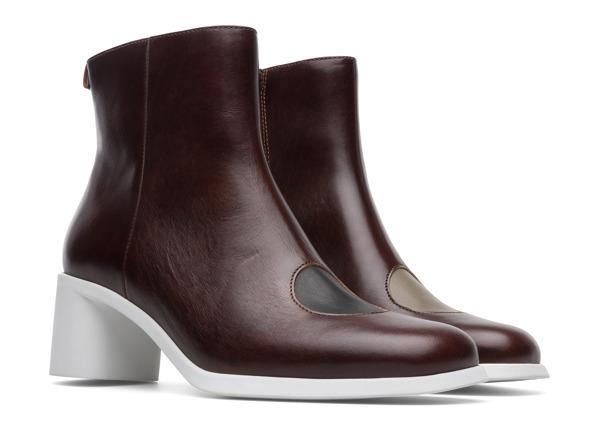 Camper Twins K400456-002 Ankle boots women
