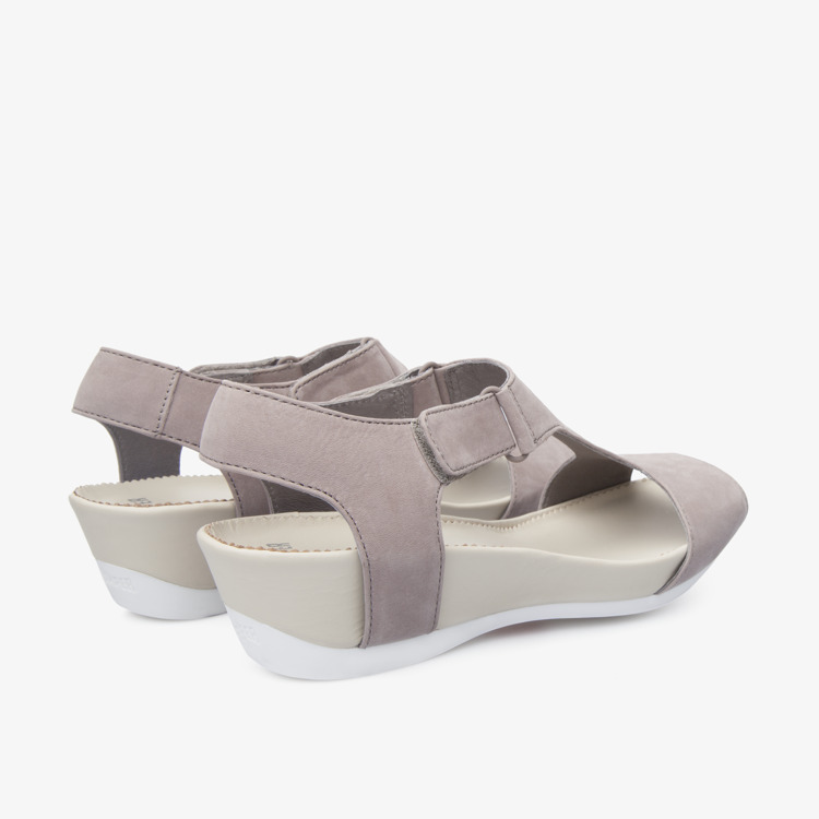Camper Micro Sandales Bout Ouvert Femme