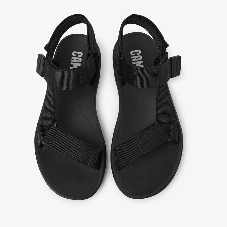 Camper MATCH - Sandaler - black