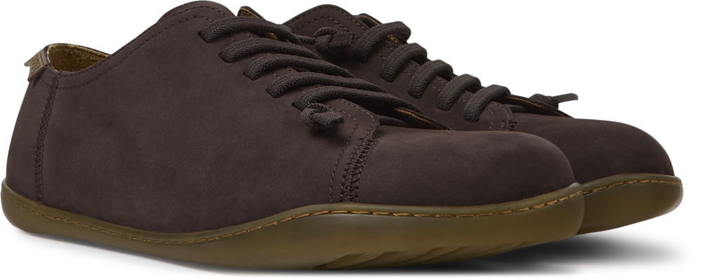 Brown Leather Casual Shoes Online