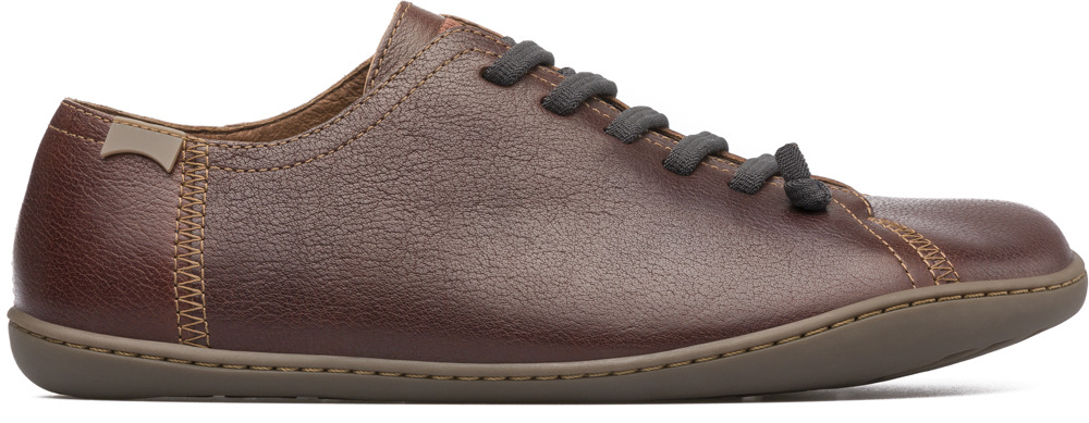 Camper Peu Brown Casual shoes Men 17665-067