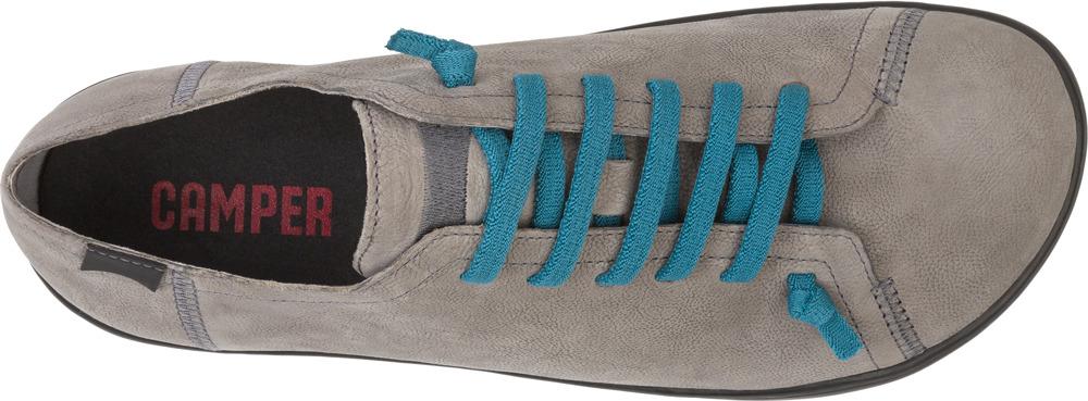 Camper Peu Grey Casual shoes Men 17665-121