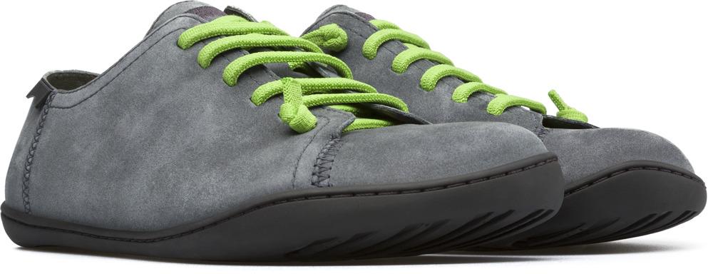 Camper Peu Grey Casual shoes Men 17665-129