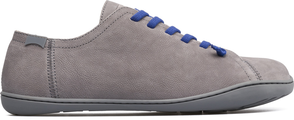 Camper Peu Grey Casual Shoes Men 17665-133